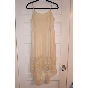 Band of Gypsies | High Low Lace Dress | Small